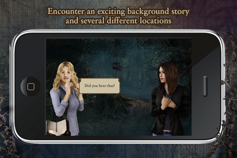 Screenshot Mystery Agency – A Vampire's Kiss HD Lite
